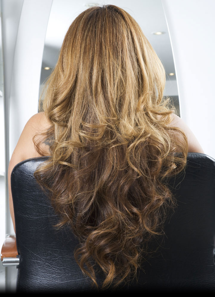 Q A What Is The Best Hair Extensions Method